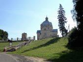 Лишкява Костел Святой Троицы 17 век