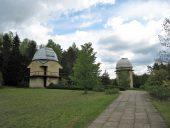 Обсерватория в Молетай