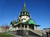 Палдиски Православная церковь Сергия Радонежского