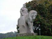 Памятник Великому князю Витаутасу