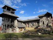 Руины Лимбажского епископского замка