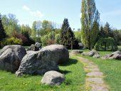 Сад камней в Моседисе