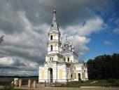Церковь в Стамериене