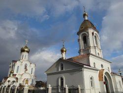 Туров Храм Кирилла и Лаврентия Туровских
