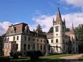 Замок Вольфов в Стамериене