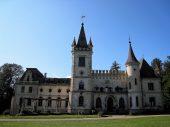 Замок в Стамериене