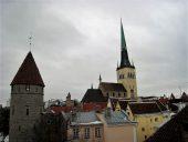Башни и шпили Таллинна