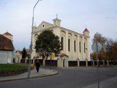 Кальвинистский храм Радзивиллов