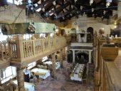 Ресторан в замке Коробчиц