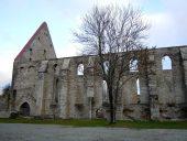 Руины Пиритского монастыря