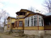 Дом Пушкиных в Маркучай