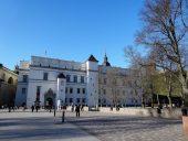 Дворец литовских правителей