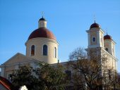 Купола Свято-Духовой церкви