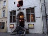Средневековый ресторан Peppersack