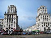Минск Ворота города