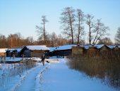 Арайши Озерный замок
