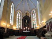 Алтарь церкви св Иоанна