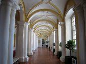 Дворец Рундале Галерея 1-го этажа