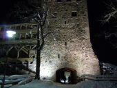 Башня орденского сигулдского замка