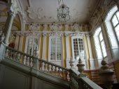 ДворецРундале Парадная лестница