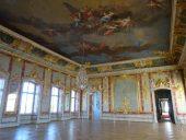 Дворец Рундале Золотой зал