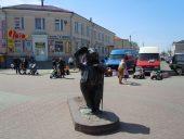 Бобер - символ Бобруйска