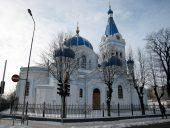 Елгава Церковь Симеона и Анны