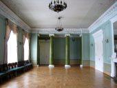 Парадный зал дворца Межотне