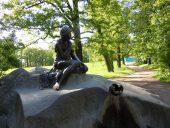 Парк Фонтан Девушка с кувшином