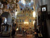 Свято-Никольский собор Интерьер