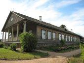 Дом в Тригорском