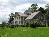 Господский дом в Петровском