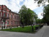 Пушкинский бульвар