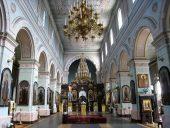 Борисоглебский собор Интерьер