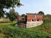 Полевое укрепление Динабургской крепости