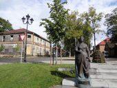 Выру Памятник Екатерине Великой