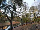 В парке у канала