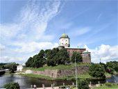 Выборг Средневековый замок