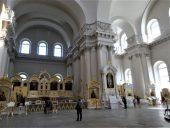 Интерьер Смольного собора