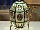 Пасхальное яйцо императорской семьи