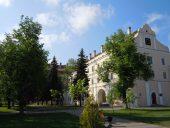 Пинск Иезуитский коллегиум