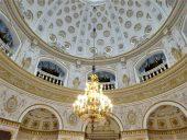 Павловский дворец Зал Ротонда
