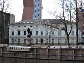 Дворец прусской королевы Луизы