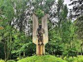 Памятник садоводу