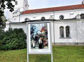 Картина Розенталя После службы