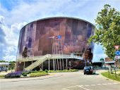 Концертный зал Дзинтарс