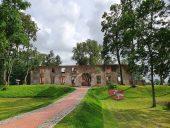Орденский замок 13 век