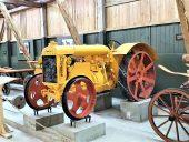 Трактор Fordson 1923 год