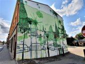 Живопись Розенталя на улицах города
