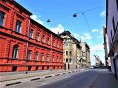 Улица Сколас